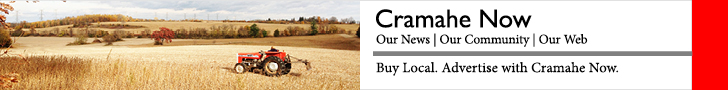 Buy Local. Advertise with Cramahe Now