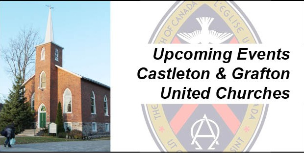 coming events for castleton grafton united church warm summer