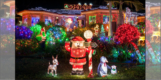 get your griswold on enter the township christmas lights competition before dec 24th